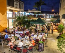 HOW DO YOU TURN A PRIVATELY OWNED PUBLIC SPACE INTO A VIBRANT TOWN CENTRE?